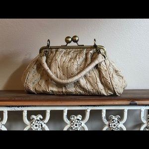 Cream colored Unlisted handbag